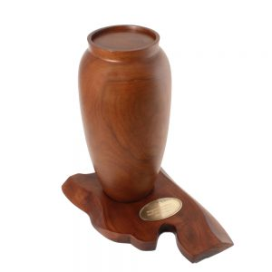 WTM - Tay Trembesi Wooden Urn