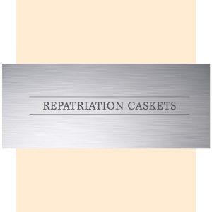 Repatriation Caskets