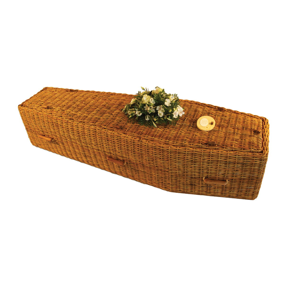 Wicker Coffins