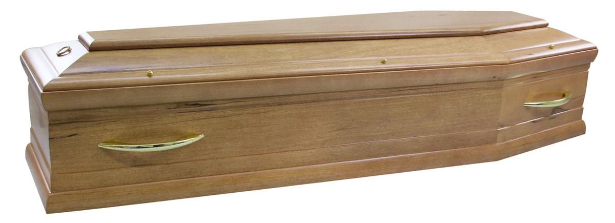 tribune walnut jc atkinson coffin