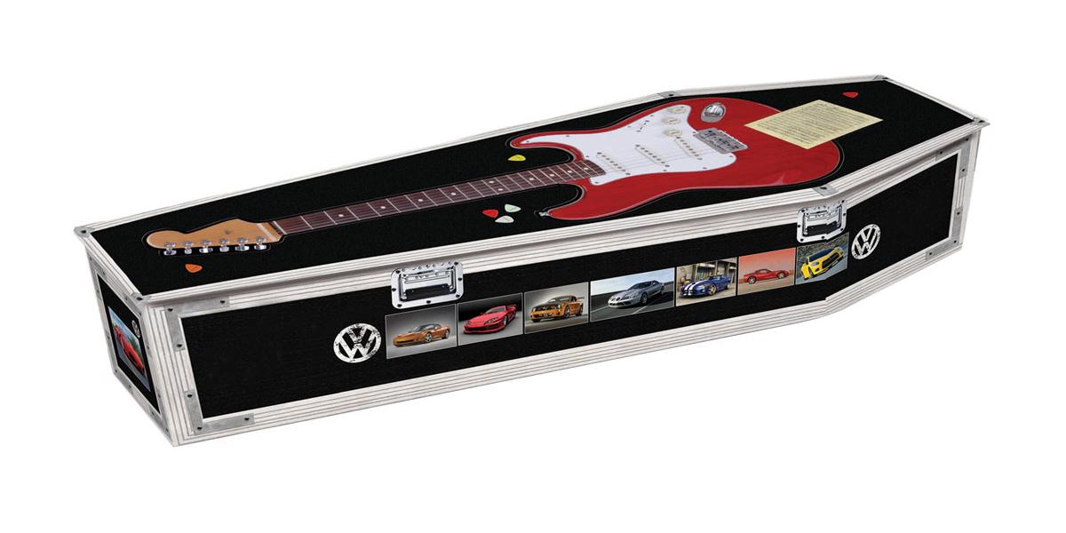 guitar flight case coffins by jc atkinson. Black Bedroom Furniture Sets. Home Design Ideas