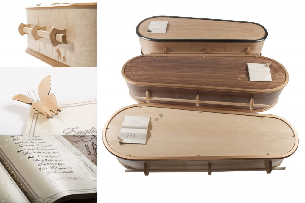 JC Atkinson acquires English Made Coffins – Coffins by JC